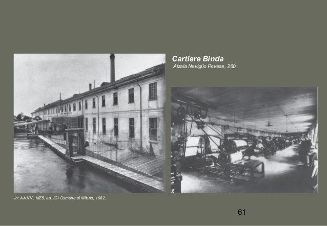 Adele Bugatti milano-storia-e-memoria-cittadini Cartiere Binda, (Slideshare.net/adelemusatti)