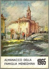 Chiesa di San Cristoforo alla Barona, da Almanacco Famiglia Meneghina 1965