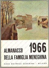 Darsena da Almanacco Famiglia Meneghina 1966