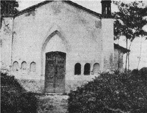 Chiesetta di San Marco al Bosco 1920 circa