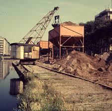 Darsena e Sabbioni. Anni '60 Milano.