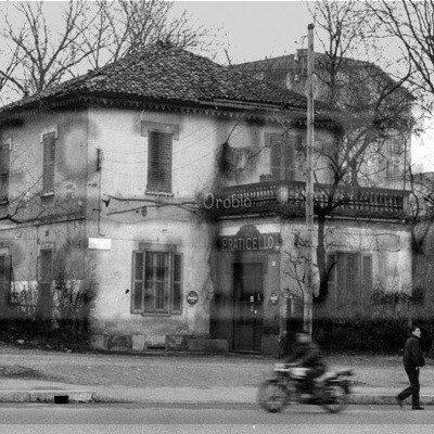 Milano Ticinese (confinante con il q.re Barona) Via La Spezia (innesto con Piazza Belfanti) 1960-62 circa