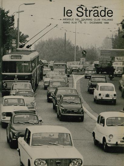 Ponte delle Milizie (scattato da Viale Troya), 1969. (www.bdl.servizirl.it), (inserito il 07/05/17)