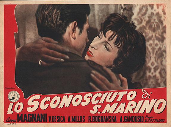 Gli interni del film furono prodotti negli stabilimenti ICET di Via Pestalozzi.