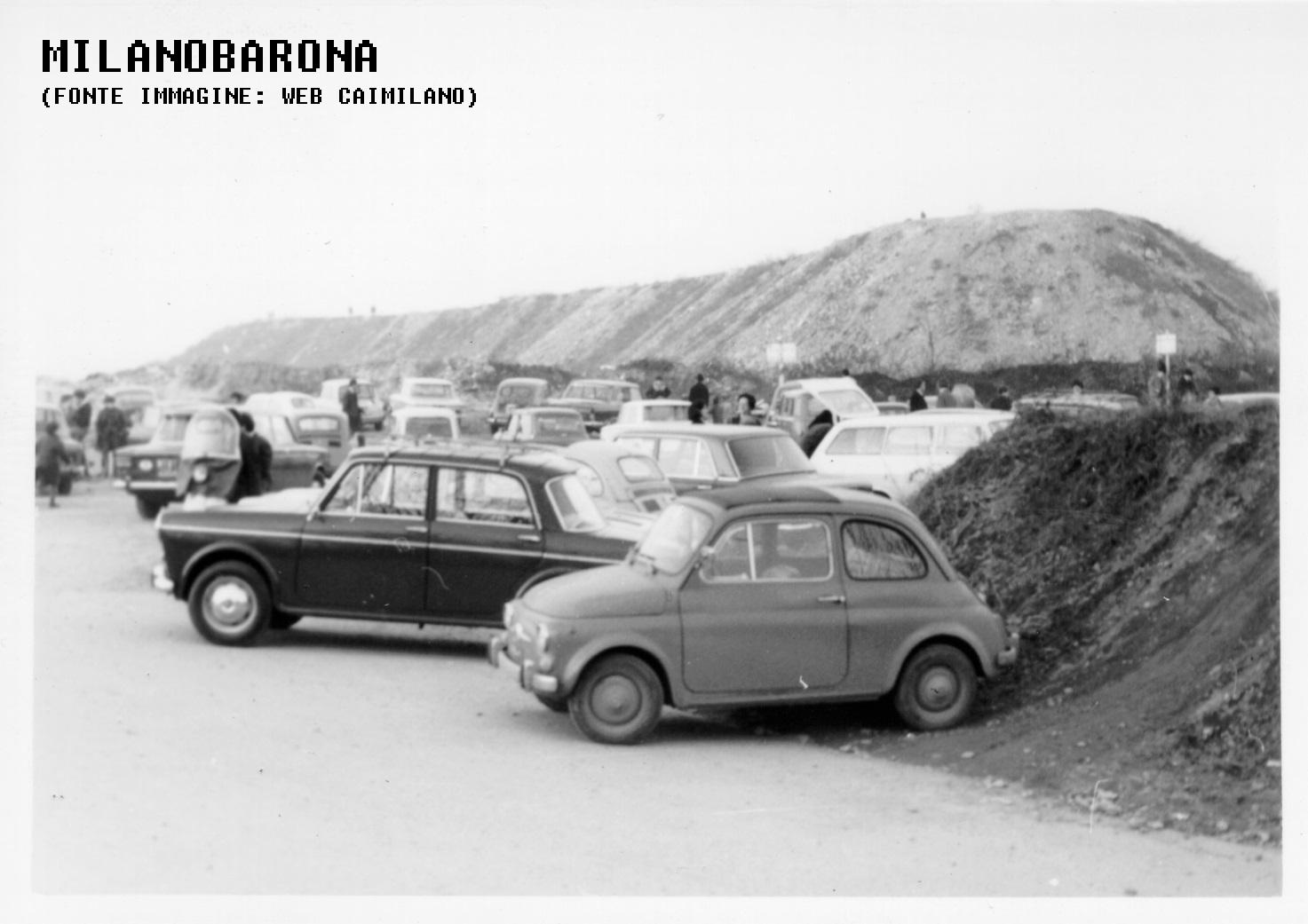 Monte Stella 1970 circa. (fonte immagine : web CAIMILANO)