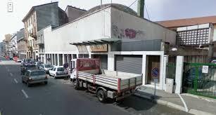 Ex Cinema Europa 2008 prossimo alla demolizione. E' visibile l'ala di colore verde, realizzata verso gli anni '60, che ospitava gli uffici di ragioneria e cineteca noleggio della ex sala cinematografica.