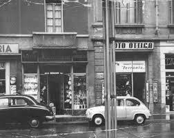Corso Lodi negli anni '60. (web quattronet2)