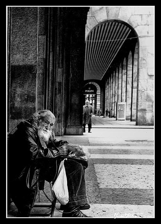 Corso Vittorio Emanuele 1984. (fonte: maxmartinoart)