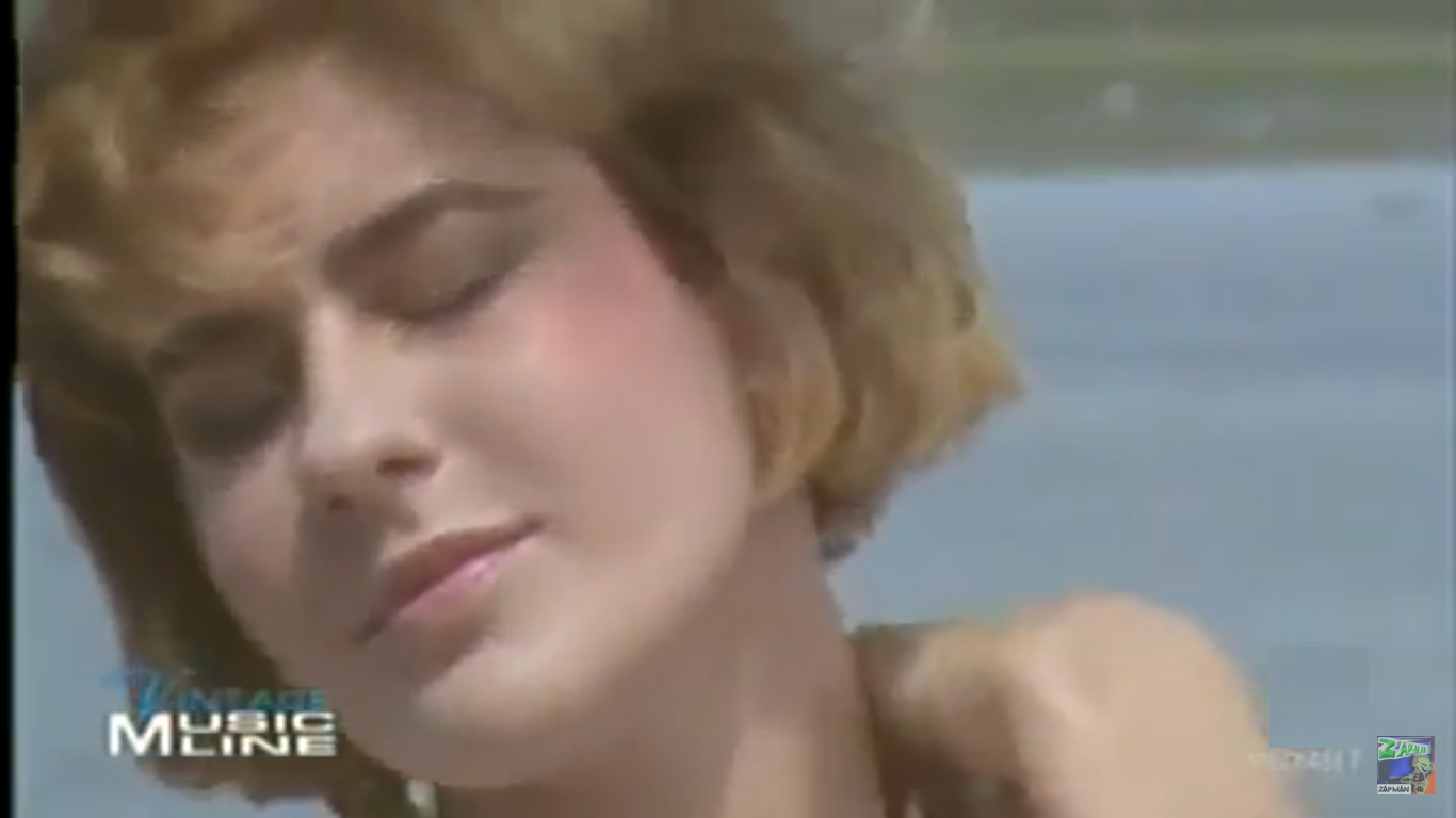 Monica Stucchi The Night 1984