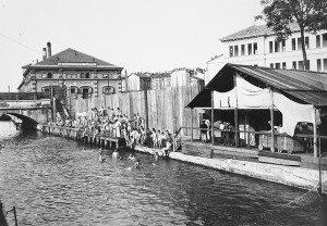Milano fine periodo bellico, dopoguerra-ricostruzione, boom ...