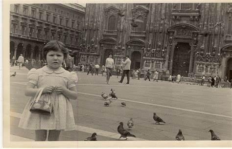 Immagine formato famiglia di Piazza del Duomo nel 1959 (fonte web panoramio)