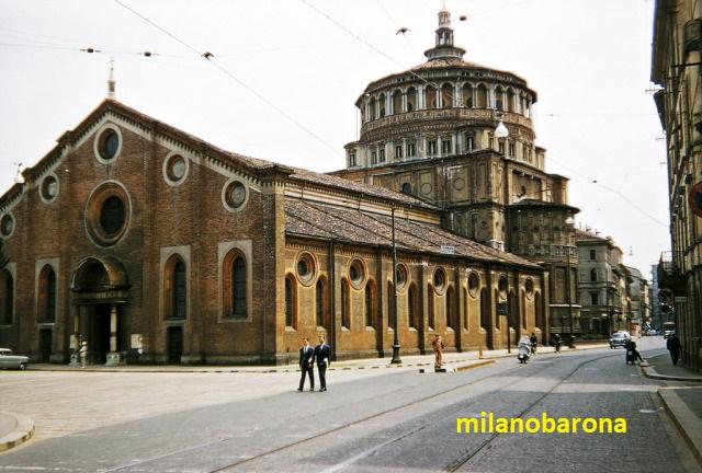 Santa Maria delle Grazie, 1956. Fonte venets.wordpress