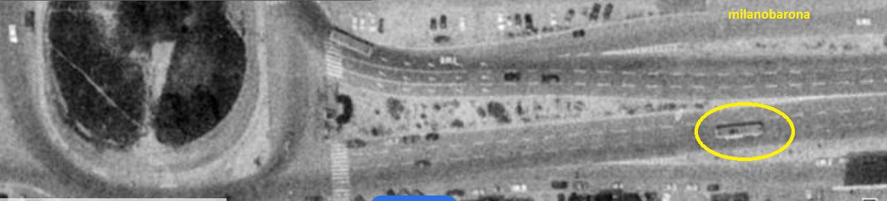 Viale Famagosta-Piazza Miani Maggio 1974-75