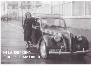 Quarto Oggiaro 1941. Largo Boccioni.