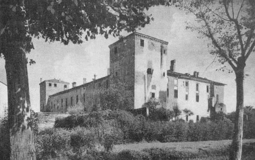 Melegnano (città metropolitana di Milano) Castello Mediceo.(FONTE IMMAGINE: web Altervista Milano nei cantieri dell'arte)