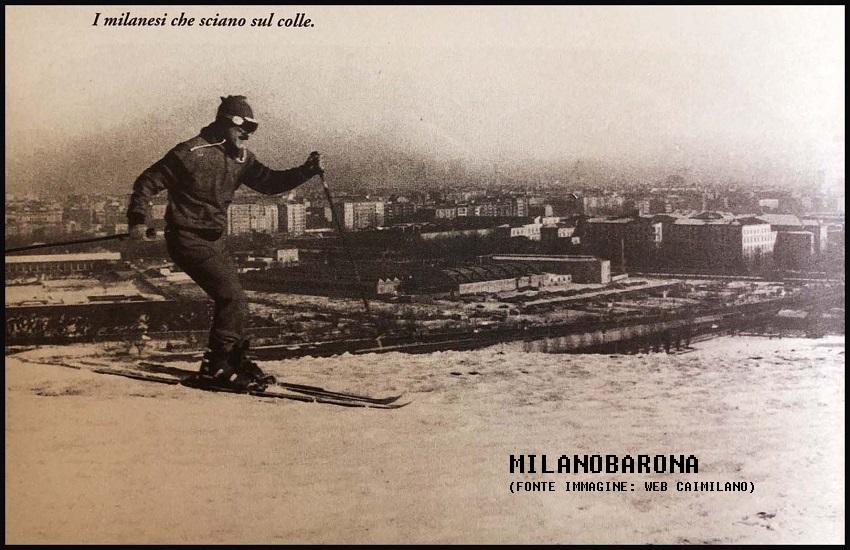 Monte Stella anni 60. (fonte immagine: web CAIMILANO)