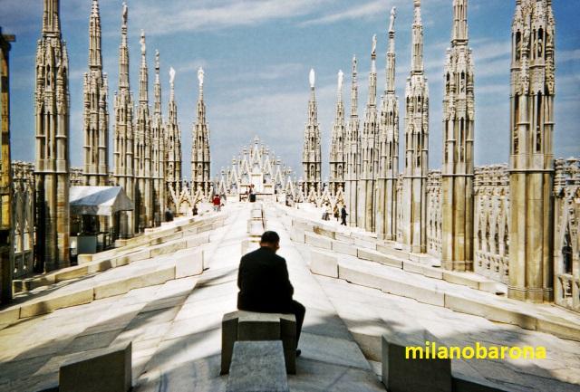 Terrazza del Duomo nel 1956. Fonte venets.wordpress