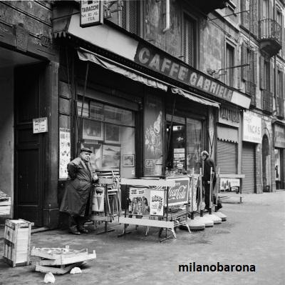 Milano 1974 Brera. Via Mercato (thisisavintagewall.wordpress)