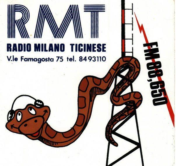 RADIO MILANO TICINESE